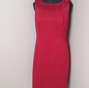 Charter Club Apple Red Dress